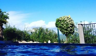 Villa le panorama piscine chauffée sans vis-à-vis