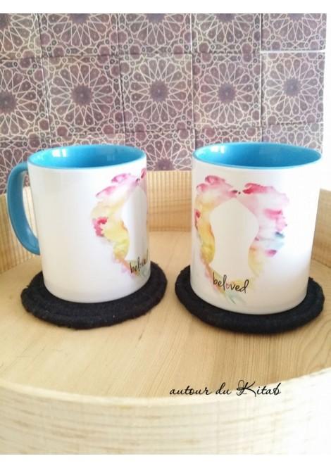 Mug I Love Mekka