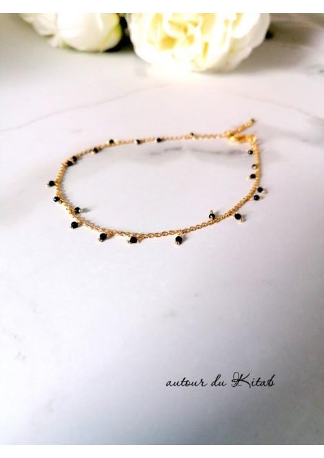 Bracelet de cheville Luna