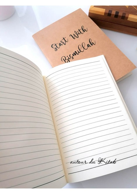 note-book personnalisable
