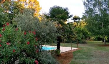 Sublime Location maison avec piscine privée sans vis à vis