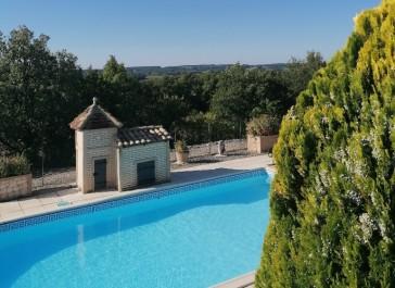 Location à Parranquet maison piscine privée